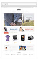 MAG090180 - Catchy - Multipurpose Magento Theme