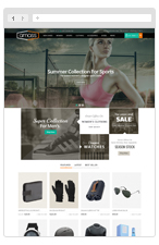 MAG090199 - Catchy - Multipurpose Magento Theme