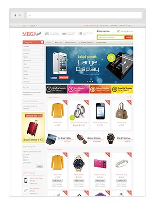 Vita Shop - Magento Responsive Theme