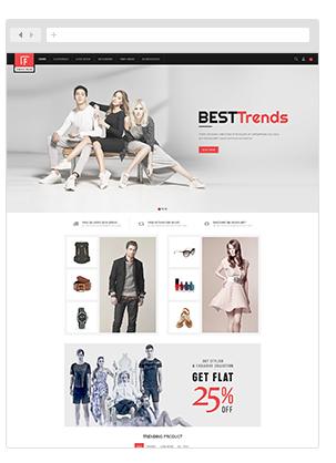 Fashion Feast - Magento Responsive Theme
