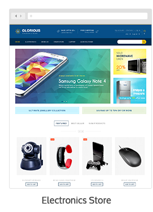 theme 02 - Glorious - Magento Responsive Theme