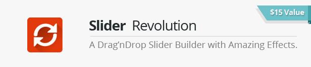 Revoluton Slider